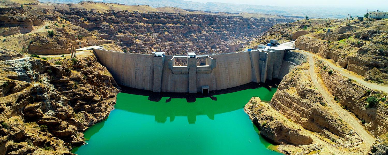 بیش از 40000 میلیارد ریال در بخش سدسازی استان بوشهر در حال سرمایه گذاری است